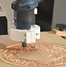 ساخت درب CNC | ترموکات