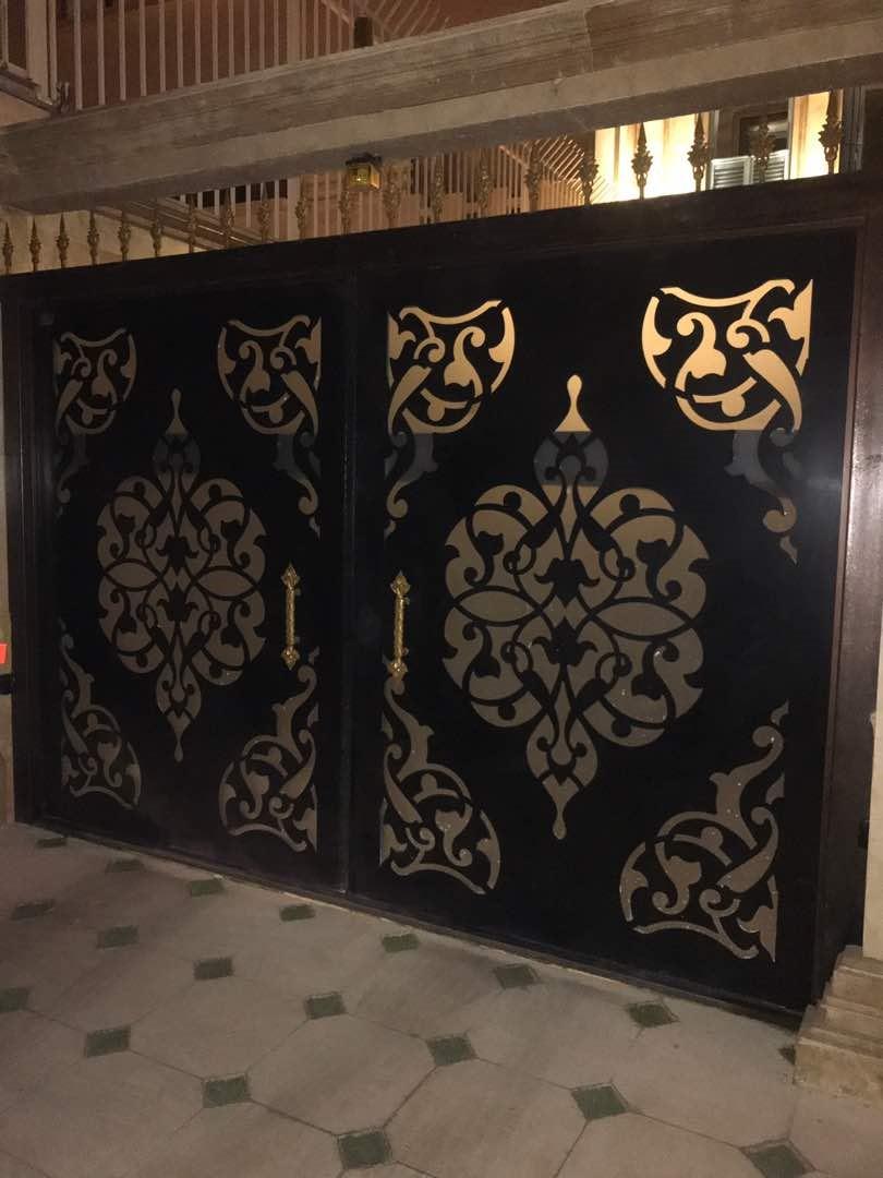 درب CNC شیراز | ترموکات