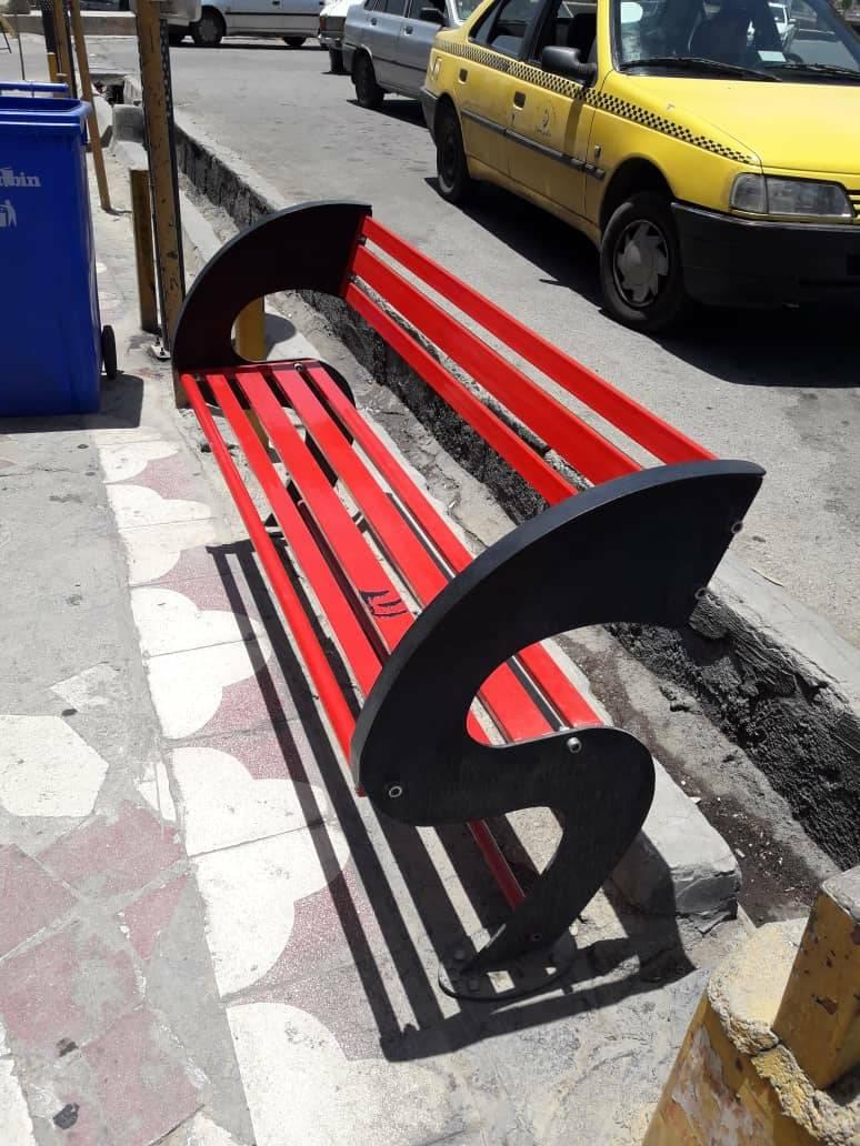 انواع مبلمان شهری CNC در شیراز | ترموکات