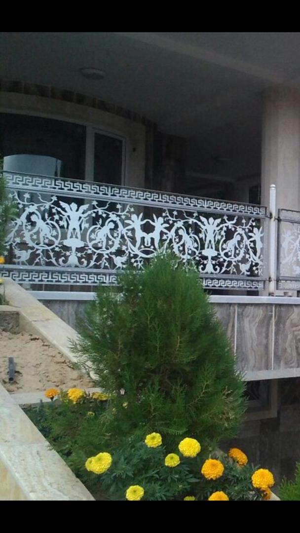 ساخت حفاظ فلزی CNC در شیراز | صنایع برش cncترموکات