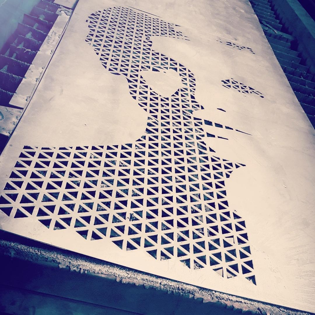 برش cnc لیزر در شیراز | ترموکات
